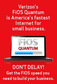 Surf, watch, and connect with Verizon Fios Packages.